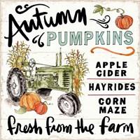 Harvest Times X Fine Art Print