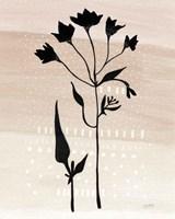 Jasmine Delight I Neutral Crop Framed Print