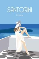 Santori Fine Art Print