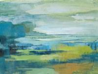Early Spring Lake Fine Art Print