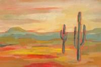 Desert Saguaro Fine Art Print