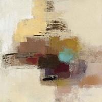 Morello Cherry Abstract II Framed Print