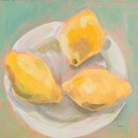 Life and Lemons I Fine Art Print