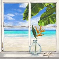Horizon Tropical lI Fine Art Print