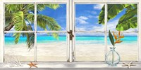 Horizon Tropical Fine Art Print
