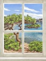 Baie Mediterraneenne I Fine Art Print