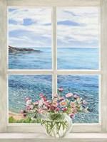 Baie Mediterraneenne II Fine Art Print