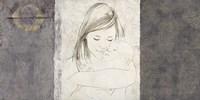 Maternite I (grey) Fine Art Print