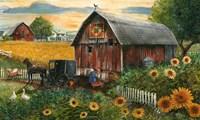 Country Paradise Fine Art Print