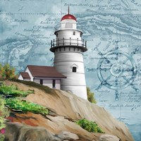 Lighthouse V Fine Art Print