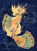 Gloria Angels Fine Art Print