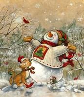 Winter Bliss Fine Art Print