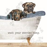 Wash your Worries Away Fine Art Print
