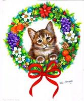 Don't Forget Me Santa Fine Art Print