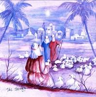 The First Christmas I Fine Art Print