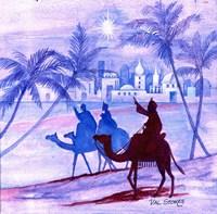 The First Christmas II Fine Art Print