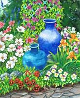 True Blue Fine Art Print