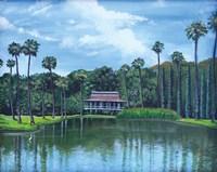 A Slice of Paradise Fine Art Print