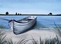 On the Water Fine Art Print
