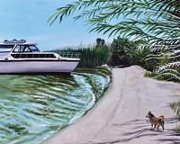 Upon a Shore Fine Art Print