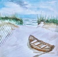 A Trip to the Beach Fine Art Print