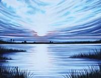 The Sunset Fine Art Print