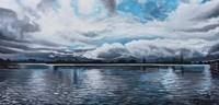 Panoramic Painting Fine Art Print