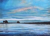 My First Sunset Fine Art Print