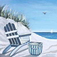 Sandy Cove Fine Art Print