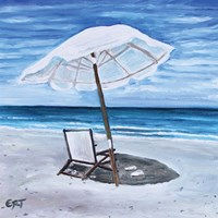 Under the Umbrella Fine Art Print