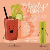 Bloody Mary Fine Art Print