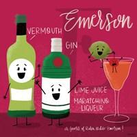 Emerson Fine Art Print
