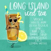 Long Island Iced Tea Fine Art Print