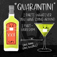 Quarantini Fine Art Print
