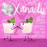 Xanadu Fine Art Print