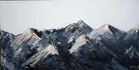 Mountains Fine Art Print