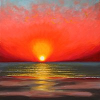 New Dawn, New Day Fine Art Print