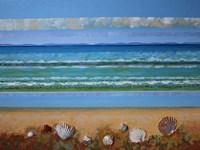 Shell Abstract Fine Art Print