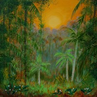 Edge of the Jungle Fine Art Print