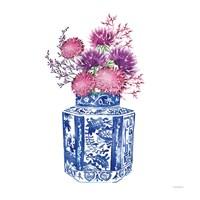 Chinoiserie Style III Fine Art Print