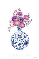 Chinoiserie Style I Fine Art Print
