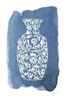 Chinese Vase II Fine Art Print