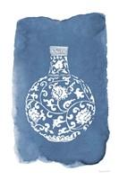 Chinese Vase I Fine Art Print