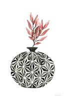 Geometric Vases IV Fine Art Print