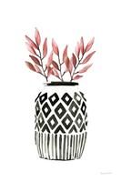 Geometric Vases II Fine Art Print