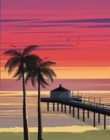 California No Words Fine Art Print