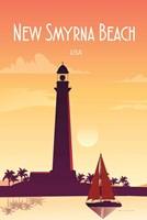 New Smyrna Beach Fine Art Print