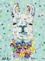 Drama Llama I Fine Art Print