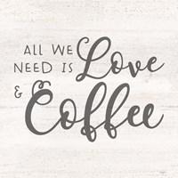 Coffee Kitchen Humor III-Coffee Fine Art Print