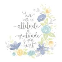Kellys Garden I-Attitude Fine Art Print